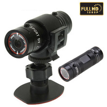 NEW F9 5MP FULL HD 1080P Mini Action Camera 120 degree Waterproof aluminum alloy Sports dashcam DV Camcorder Car DVR
