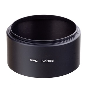 Image 2 - 72mm 72 Professional Telephoto Metal Lens Hood 72mm Screw In 72mm Filter Thread