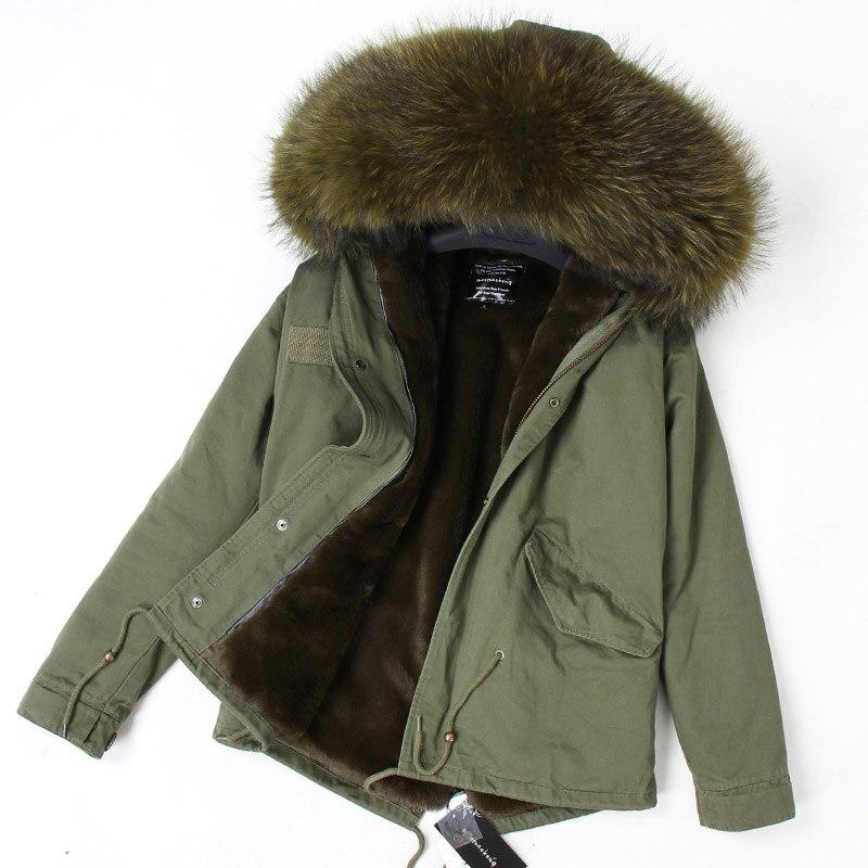 Manteaux Casual 4 Vestes Coton 5 D'hiver Shell Vêtements 1 Régulier 2018 Longueur De 2 Doublure Raton 6 10 Survêtement Fourrure Femmes 8 Réel Faux 9 Capot Et 7 3 11 Laveur gXt8gwq