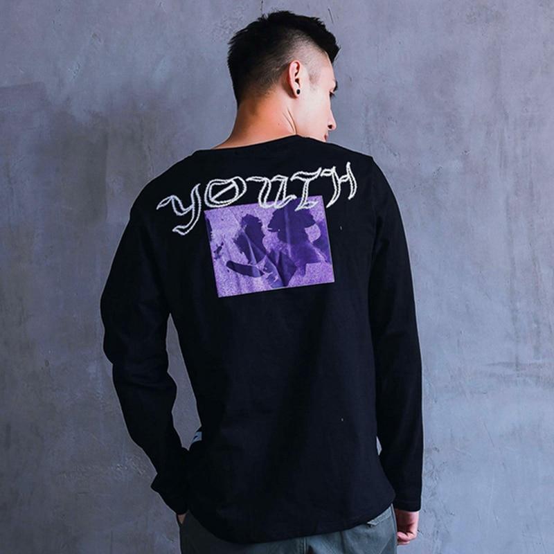 Faithful Purpose Tour Hoodie Japan Staff Justin Bieber Sweatshirt Men Black White The World Tour Hoodies And Sweatshirts Purple Tracksuit Men's Clothing