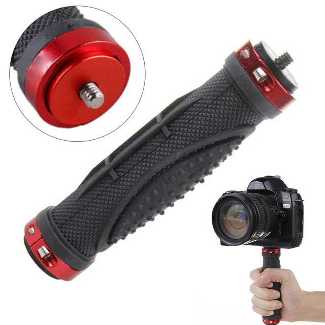 """1/4"""" Screw Handle Grip Stabilizer For gopro 3+ 4 SLR DV Phone Photography Holder Stand Handheld tripod for Gopro Action Camera"""