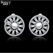 Jewelry Shell Women Stud