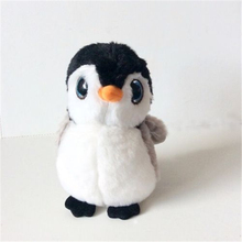 Pyoopeo 6inch 18cm Ty Beanie Babies Pongo the Penguin Plush Stuffed Animal Collectible Soft Big Eyes Doll Toy