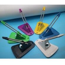 Souris élastique souris Flexible support de câble organisateur de câble pour le jeu filaire souris Clipper fil cordon pince ligne Fixer multicolore