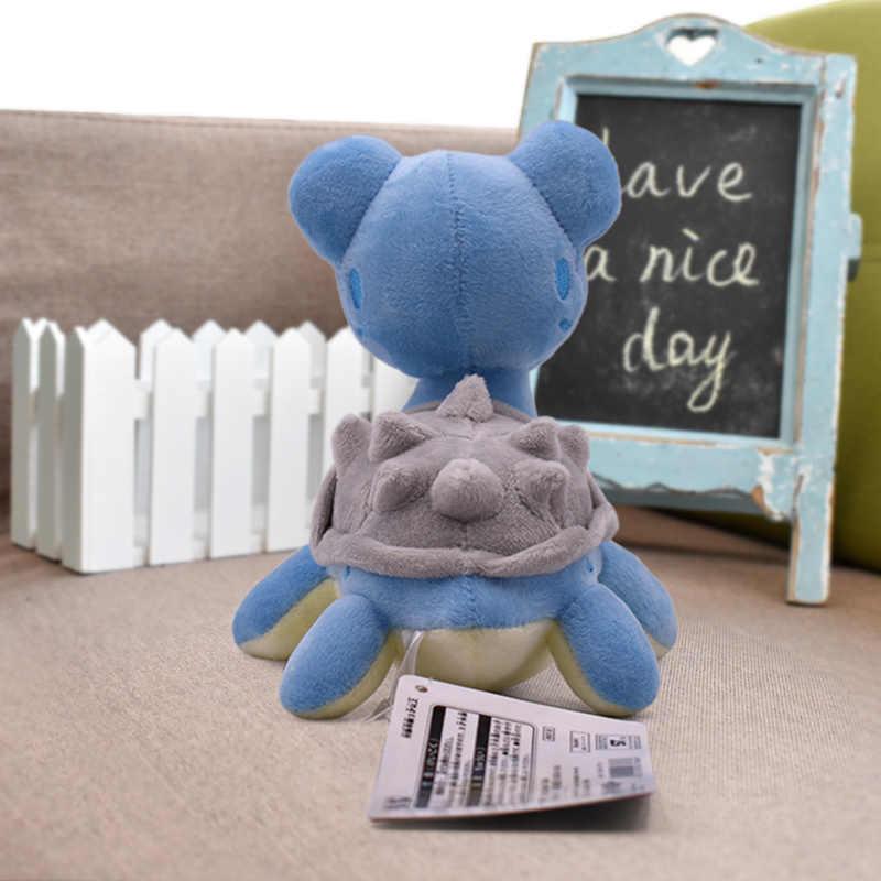 14-16 см мультфильм аниме милый Ditto Metamon Lapras Dragonite плюшевые игрушки для детей мягкая кукла подарки детская игрушка Каваий подарок