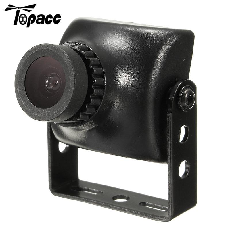 Hot New Black 1200TVL CMOS 2.5mm/2.8mm 130/120 Degree Mini FPV Camera PAL/NTSC 5V to 12V For Micro Racer Quadcopter new arrival kingkong 800tvl cmos 115 degree camera 200mw 40ch 5 8g transmitter fpv system