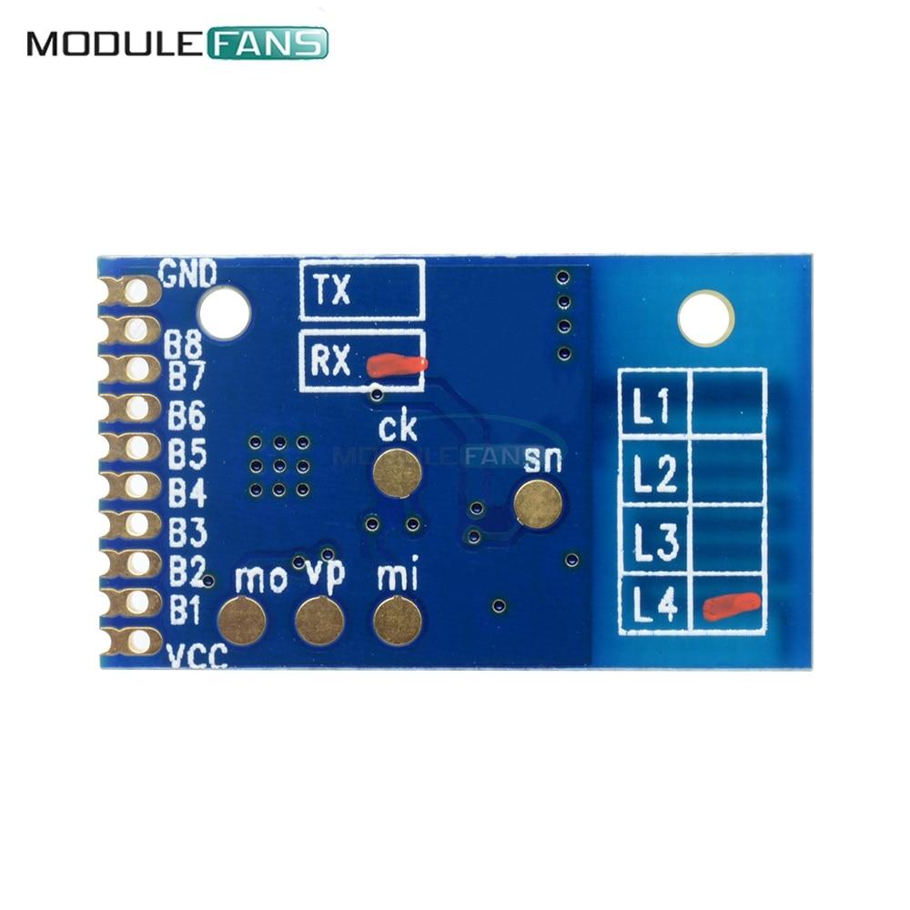 6Bit 24YK Non-lock Wireless Transmitter /& Receiver Switch 2.4G Remote  Module