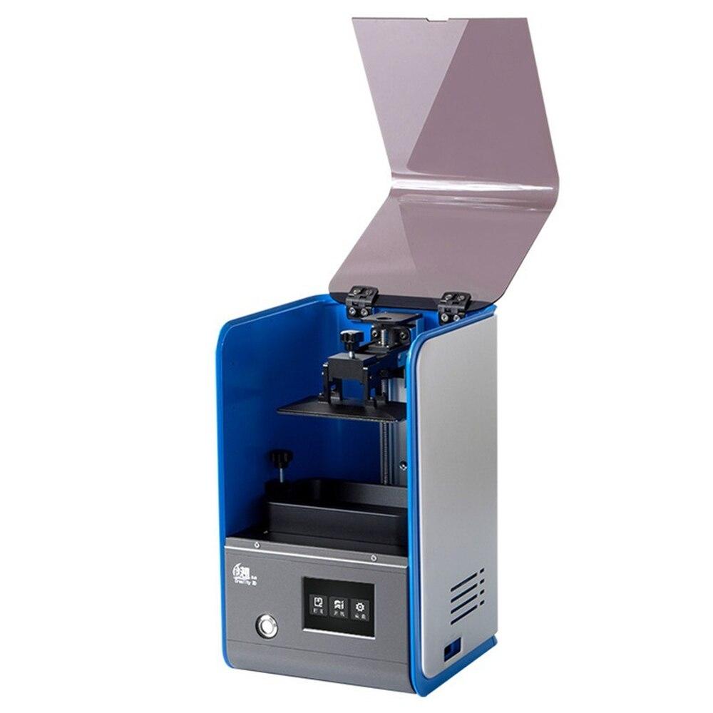 CREALITY 3D 3.5 pouces LCD 3D imprimante LD001 ultra-haute précision hors ligne Impresora SLA UV 405nm résine 47 microns pour bijoux dentaires - 2