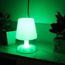 Светодиодный ночник d17 * h255cm rgbw 16 меняющих цвет f8 5