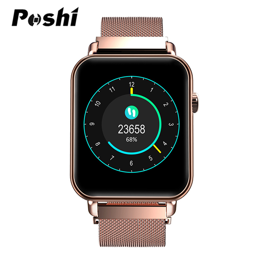 Men Smart Watch Heart Rate Monitor Sport Waterproof Fitness Tracker For IOS Android Phones Watch With Camera Smartwatch Women