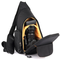 DSLR Camera Sling Bag Shoulder Digital Case For Canon Camera Nikon Sony alpha Bag Panasonic Pentax Olympus Photo Backpack Case