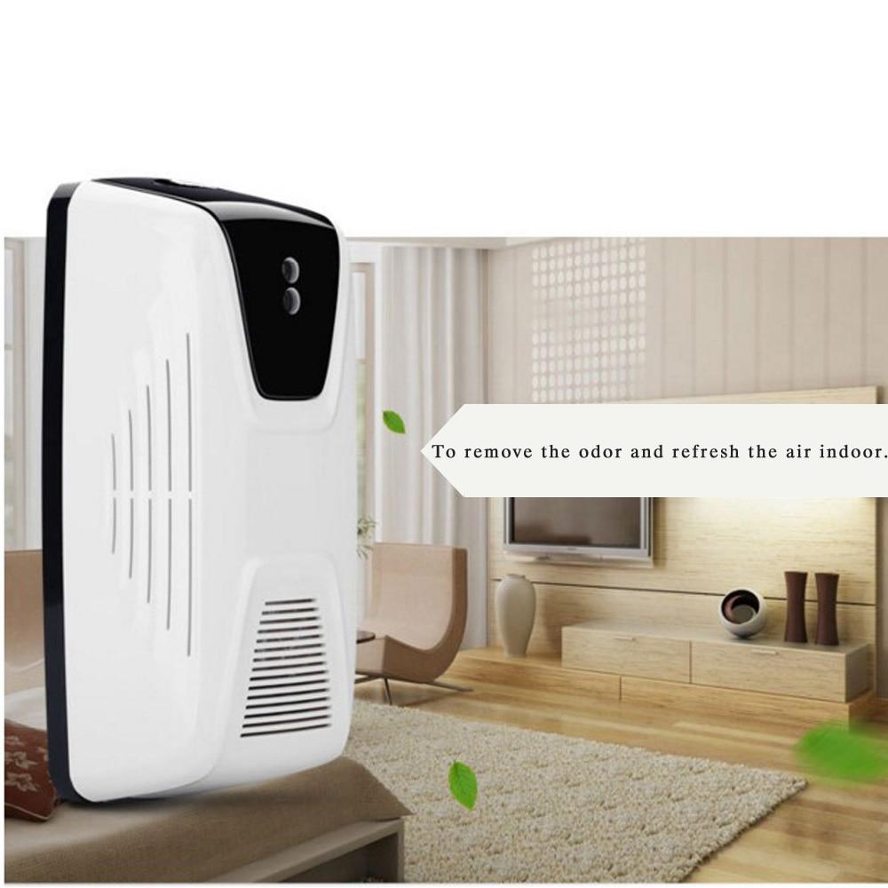 Automatic light sensor for bathroom - Aliexpress Com Buy Light Sensor Automatic Air Freshener For Hotel Home Toilet Regular Perfume Sprayer Machine Aerosol Fragrance Dispenser Diffuser From