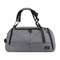 Large Capacity Travel Backpack Double Zip Weekend Tote Anti theft Luggage Bag Organizer Carry on Handbag Trip Accessories Supply