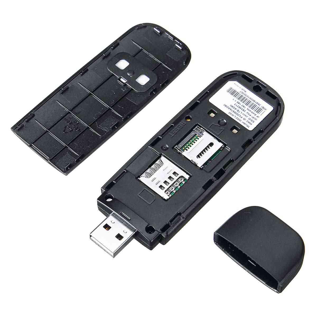 LEORY 4G LTE USB 150Mbps مودم محول الشبكة مع واي فاي هوت سبوت سيم بطاقة 4G راوتر لاسلكي للسفر سيارة في الهواء الطلق مكتب