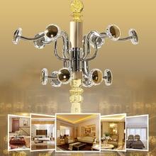 European style aluminum alloy revolving hat rack landing fashionable bedroom fashionable hanger simple