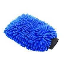 Синели Автомойка перчатки, инструменты чистки автомобиля мотоцикла Очистка Уход подробно мягкая Полотенца для автомобильной бытовой мыть перчатки