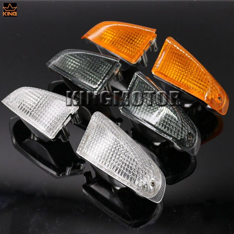For KAWASAKI ZZR 400 600 ZX600E ZZR400 ZZR600 ZX-600E 1990-1992 Motorcycle Accessories  Rear Turn signal Blinker Lens соковыжималка steba e 400 400 вт серебристый