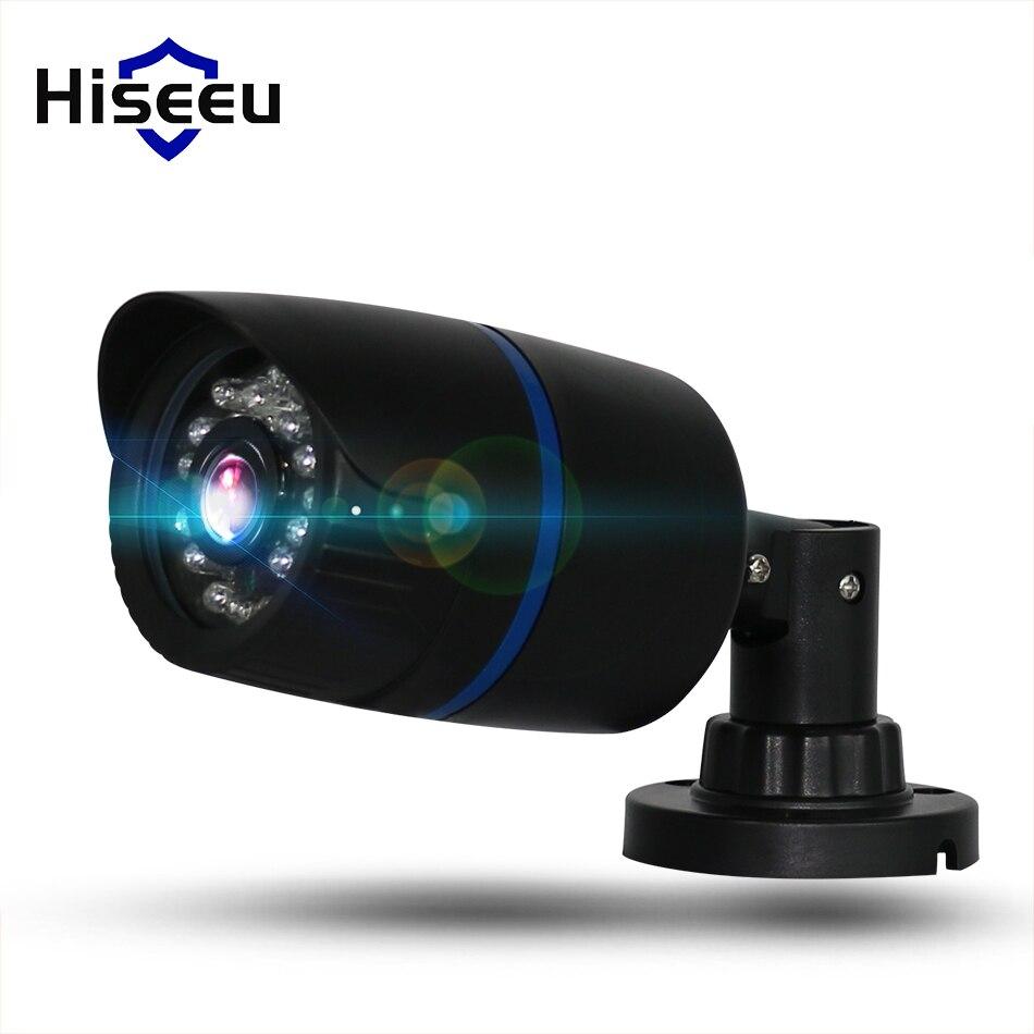 imágenes para Hiseeu ahd analógica de alta definición cámara de vigilancia 1080 p ahd cctv cámara de seguridad exterior