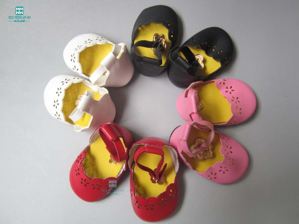 leather shoes for dolls fits Zapf baby born doll accessories and American Girls