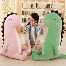 new Plush toy dinosaur Home Furnishing nap pillow pillow decoration as a gift to children soft Dinosaurs(China)