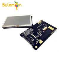 RGB Screen 5 Inch/4.3 Inch Touch Screen Display Adapt to Atomic Development Board