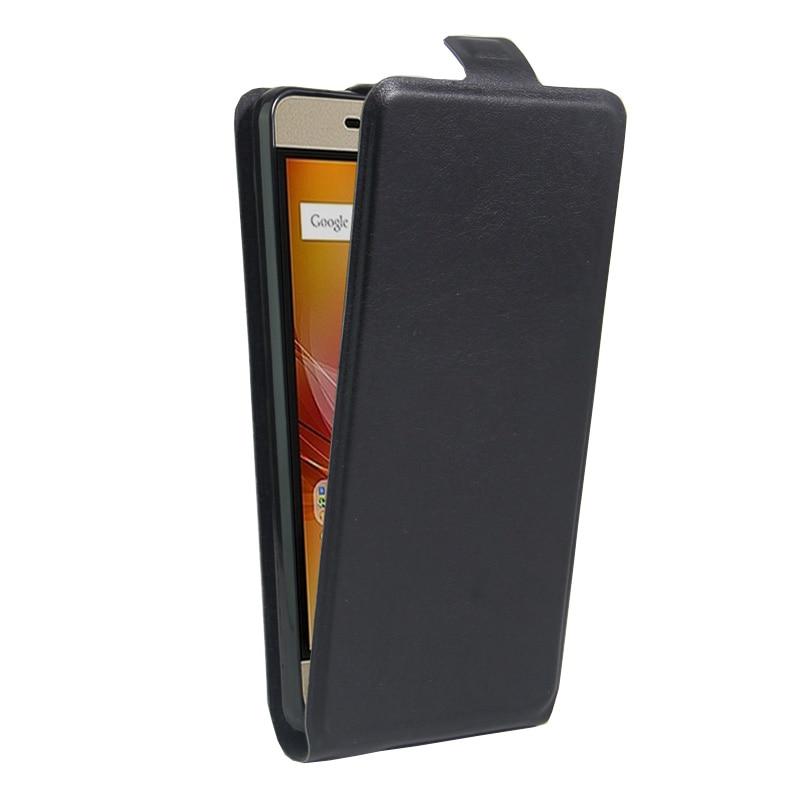 Vintage PU կաշվե պայուսակ ZTE Blade X3 T620 Case- ի - Բջջային հեռախոսի պարագաներ և պահեստամասեր - Լուսանկար 2