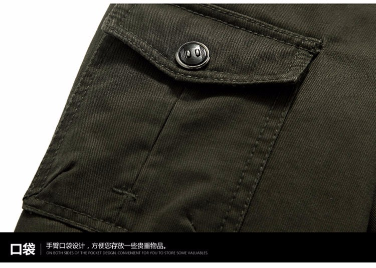 NEW 2019 Mens Green Khaki 3 Colors Military Jacket Winter Cargo Plus size M-XXXL 5XL 6XL Casual man Jackets Army clothes brand