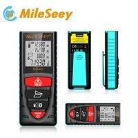 Mileseey Laser Distance Finder D8 40m Laser Distance Meter A Bluetooth Laser Rangefinders Instrument