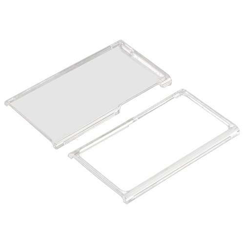 Image 4 - New Crystal Clear Transparent PC Hard full Boby Protection Skin Case Cover For Apple iPod Nano 7 cases Nano7 7G 7th fundas coque-in MP3/MP4 Bags & Cases from Consumer Electronics