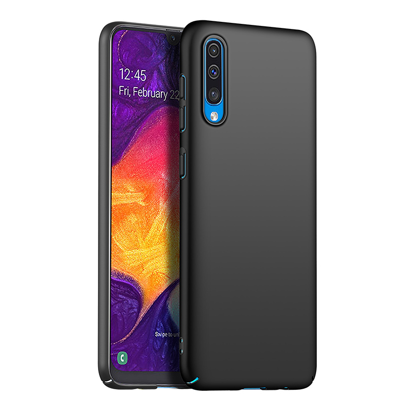 Ultra Thin Matte Case For Samsung Galaxy A30 A50 2019 Luxury