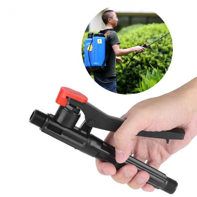 1Pc Trigger Gun Sprayer Handle Parts for Garden Weed Pest Control Garden  Water Sprayer Weed Pest Control Agriculture Tool
