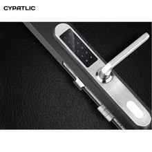 Smart digital door lock with 3585 mortise
