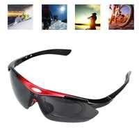 RU HENGJIA, gafas de pesca profesionales, gafas de sol polarizadas, gafas de sol deportivas para hombre, visión nocturna HD, gafas de sol para pesca nocturna al aire libre