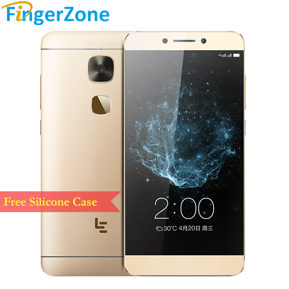 Original LeTV LeEco Le S3 X622 Smartphone Helio X20 Deca Core 3GB RAM 32GB ROM 5.5 FHD Android 6.0 16.0MP 4G Mobile Phone