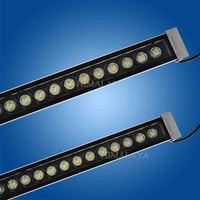 Toika 10pcs/lot 36W LED Wall Washer Light lamp warm Cool White,RGB garden yard outdoor square flood landscape down light lamp