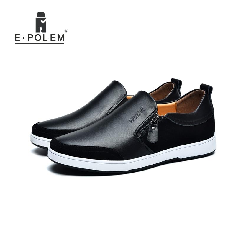 6 Pés up Lace Cm Definir Respirável Masculinos Couro Nos Aumentou Confortáveis De Dos Invisível Genuíno Casuais Sapatos Homens UUxEqOaw