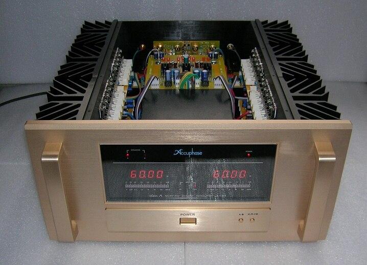 US $1722 6 13% OFF|N 001 A 65 Class A Power amplifier 60W*2 40*Sanken  MJD20/MLE20 Field Effect Transistor 400000UF 1500W EI Type Transformer-in