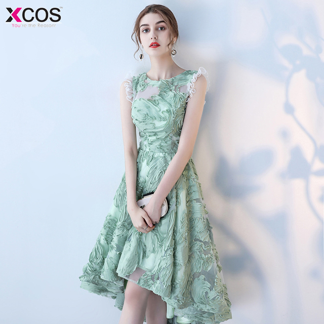 689f3b9a In Stock Pink Full Lace Cocktail Dresses 2018 Elegant Short Homecoming  Dress High Low Women Short Prom Formal Gown