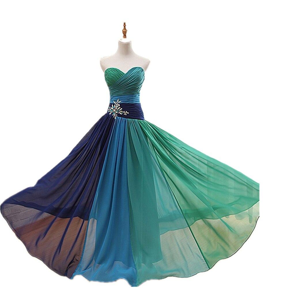 peacock blau wedding kleid authentic 144 e144fd14
