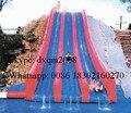 Цена завода-гиганта индивидуальные надувные слайд/надувные забавная игра большой аквапарк горки для детей и взрослых