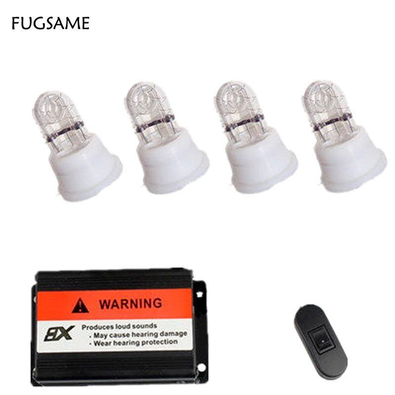 FUGSAME Strobe Hide away light, strobe light, U style storbe lamp DC12V, Power 120W, 4 Xenon Strobe Fog lightFUGSAME Strobe Hide away light, strobe light, U style storbe lamp DC12V, Power 120W, 4 Xenon Strobe Fog light