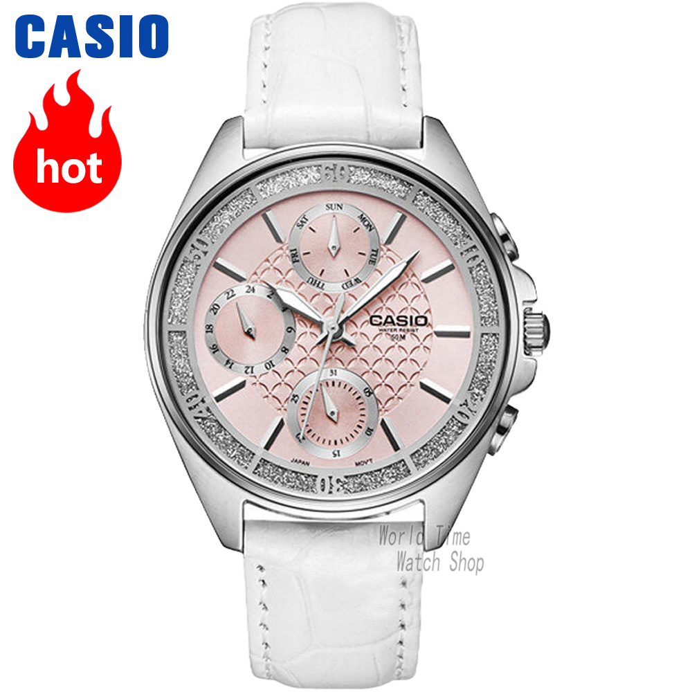 Casio watch Analogue Women's quartz sports watch simple calendar waterproof watch LTP-2086 LTP-2085 casio watch ladies watch fashion casual simple waterproof quartz ladies watch ltp v007l 7e2 ltp v007d 7e ltp v007d 2e