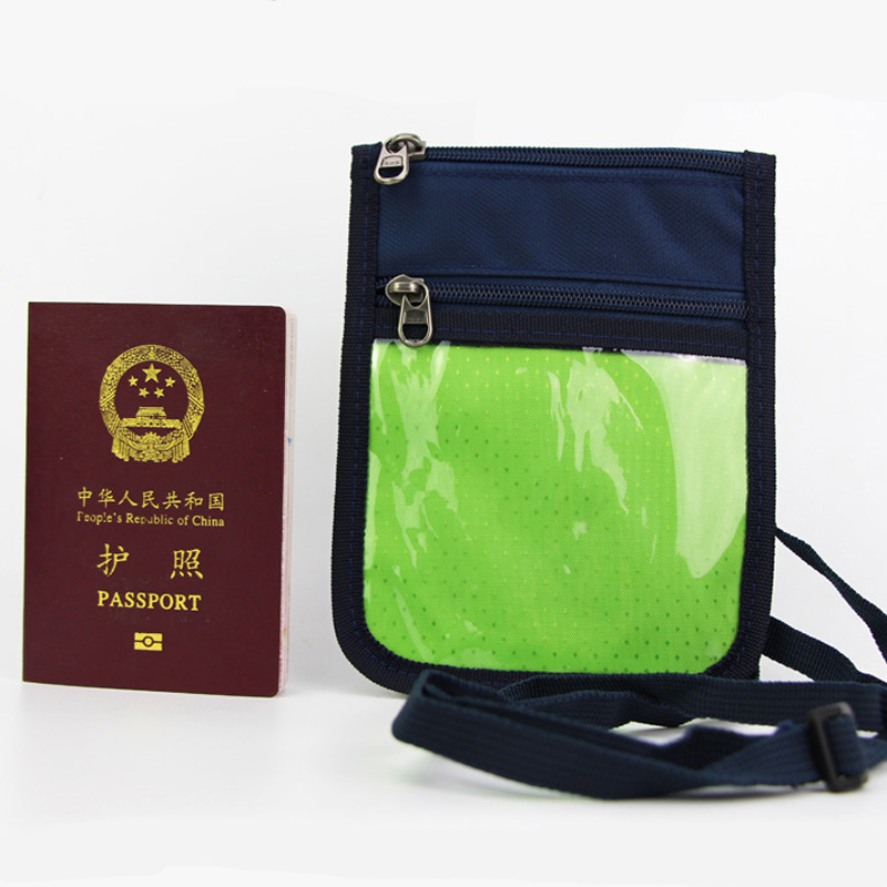 Passport Wallets Cover multi function student boy gilrs Purse ID Holders Documents Bags Casual Travel Passport Holder Card Case in Travel Accessories from Luggage Bags