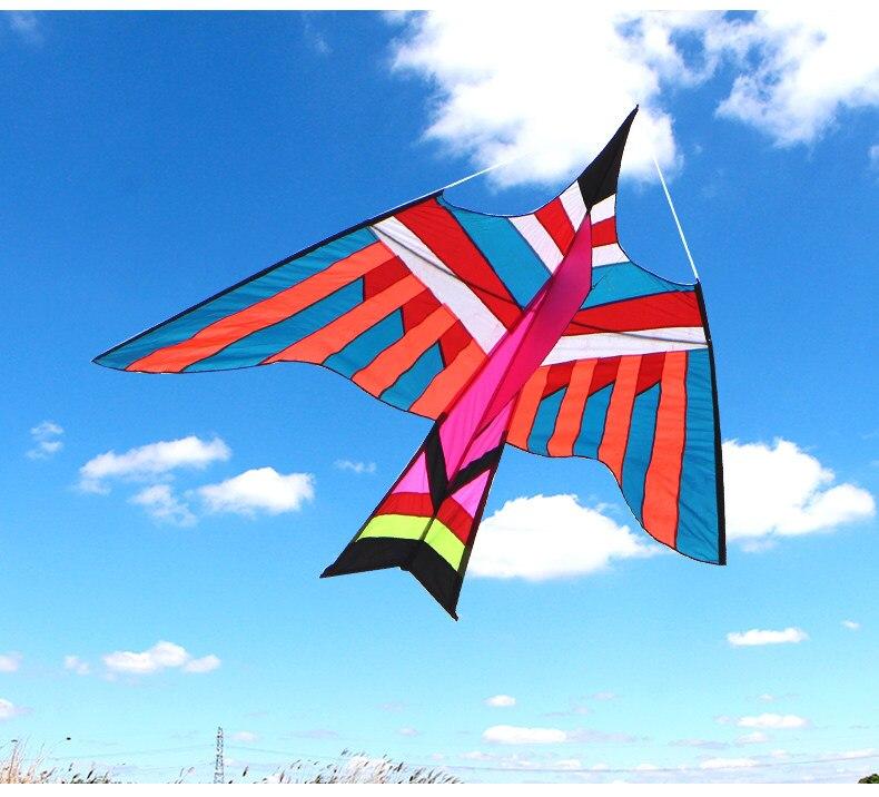 Nouvelle arrivée en plein air FUN sport puissance belle ANIMAL cerfs-volants cerf-volant avec poignée/ficelle facile à voler - 3