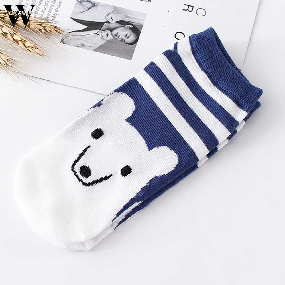 37783da6210 Winter Thick Warm Stripe Wool Socks Casual Calcetines HombreComfortable  Cartoon Cute Cotton Sock Slippers Sock Ankle Socks