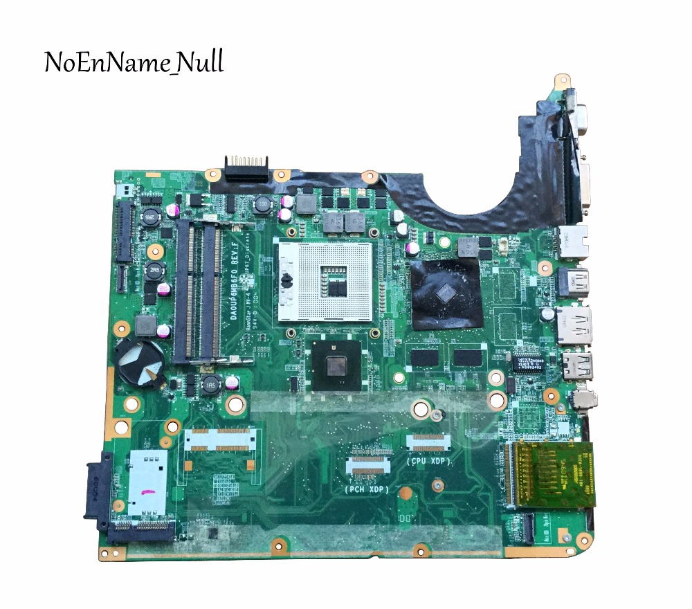 Free Shipping 580973-001 Motherboard For HP Pavilion DV7 DV7T DV7T-3100 Motherboard 100% Working