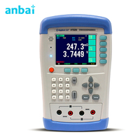 Handheld AC Milliohm Meter AT528 Battery Tester For Laptop Battery AC Resistance Meter And Battery Internal