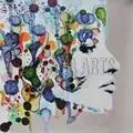 Arte de pared abstracto moderno hecho a mano de alta calidad al por mayor