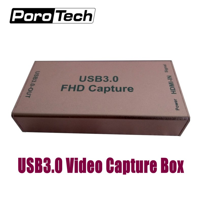 Free Driver USB3.0 1080P 60fps HDMI Video Capture Card Box Recording USB 3.0 Game Live Broadcast Streaming For Windows Linux IOS