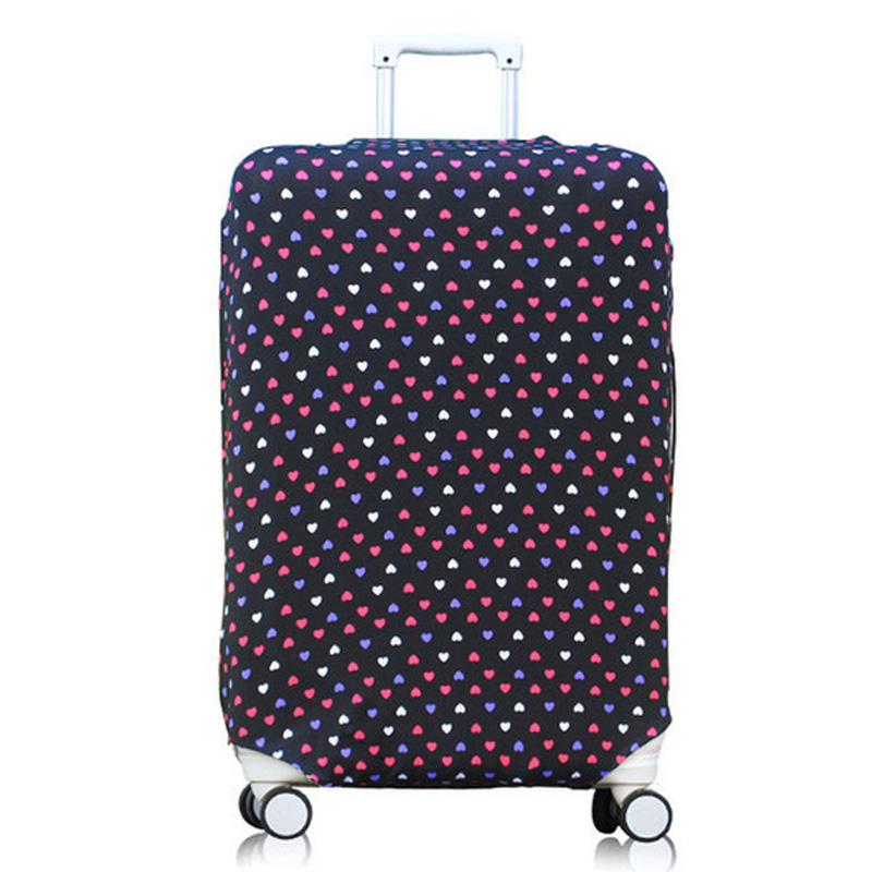 Travel Luggage Cover Protector Dustproof Elastic Suitcase Covers Apply to 18 inch - 32 inch